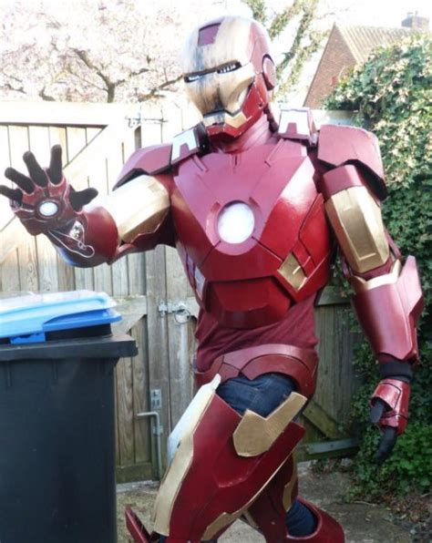 bagaimana cara membuat robot iron man cara cara membuat suit quot iron man quot dairishare