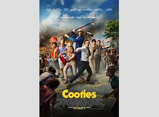 Zombie Film Cooties (2014) New Poster Looks Awesome! Awesome Pictures Of Werewolves