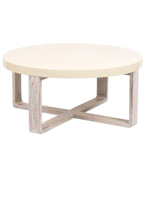 Table Blanche Pied Bois 4666 by Table Basse Blanche Pied Bois Id 233 Es De D 233 Coration