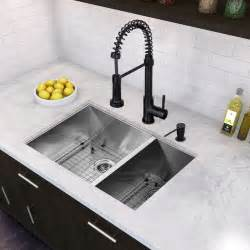 black faucet with stainless steel sink best 25 kitchen island sink ideas on kitchen