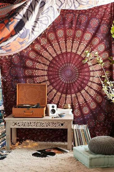 home accessory indian boho traditional tapestry