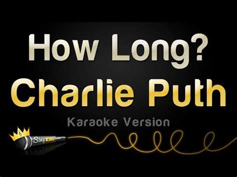 download mp3 charlie puth how long free download charlie puth how long lyrics lyrics video mp3