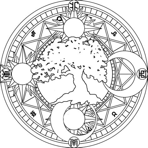 moon mandala coloring pages lashes clashes on mars galaxy wallpaper and