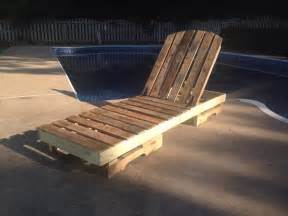 Diy Daybed Lounger Diy Pallet Lounge Chair Pallet Furniture Plans