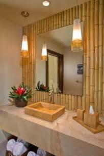Bamboo Bathroom Ideas » New Home Design