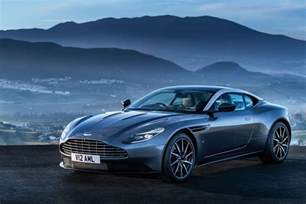 Aston Martin Auto New Aston Martin Db11 Leaked Images And