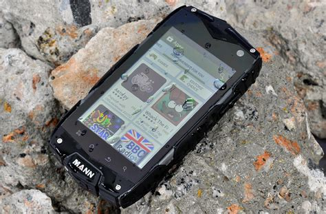 most rugged android phone rugged phone mann a18 4 inch dual waterproof shockproof dustproof phone ebay