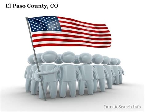 El Paso County Number Search El Paso County Inmate Search In Co