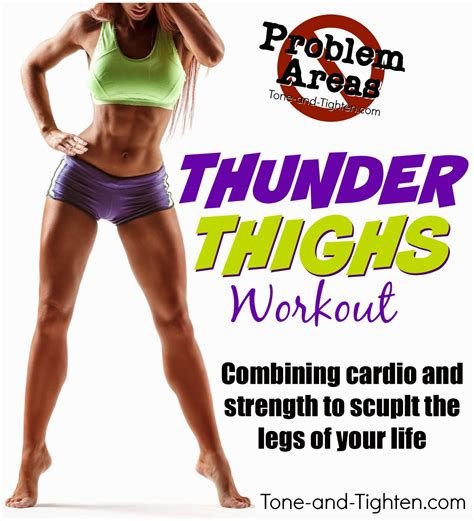 best workouts for problem areas tone and tighten