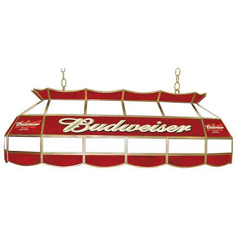 Budweiser Bud Light budweiser pool table light billiardlux