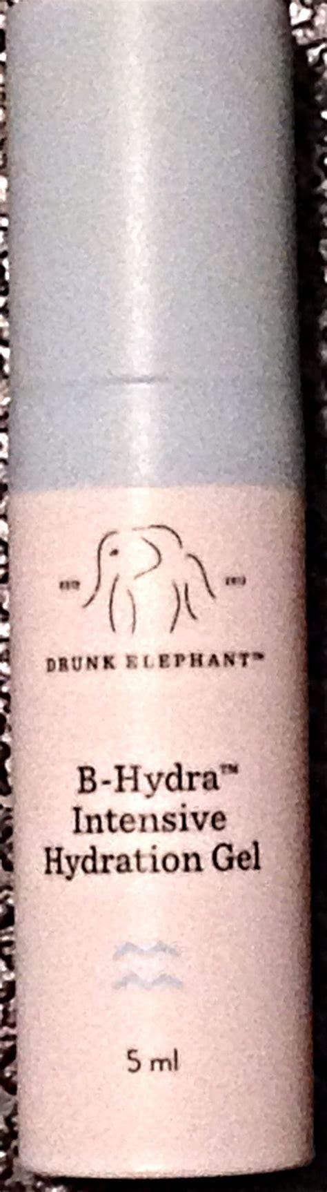 b hydra intensive hydration gel elephant b hydra intensive hydration gel reviews in