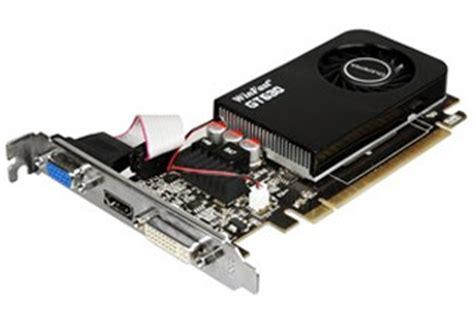 leadtek lanceert low profile gt 630 videokaart
