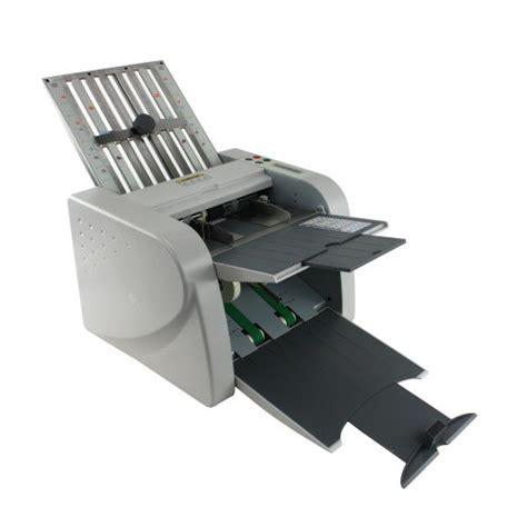 Manual Paper Folding Machine - mbm 93m manual tabletop folding machine