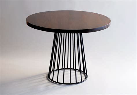 designer table phase design reza feiz designer wired cafe table