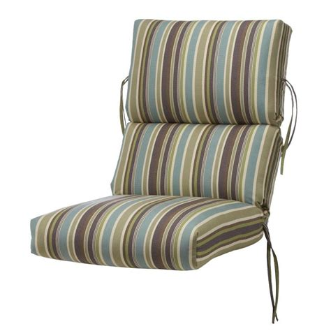 home decorators outdoor cushions home decorators collection sunbrella brannon whisper outdoor dining chair cushion 1573320380