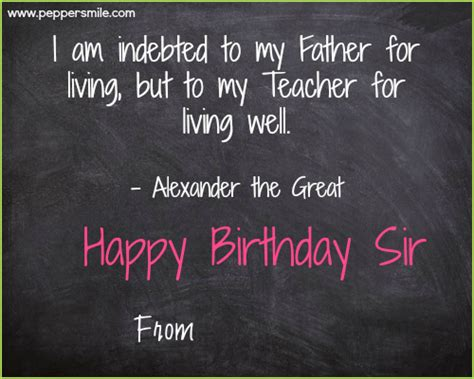 birthday wishes to sir birthday wishes for sir