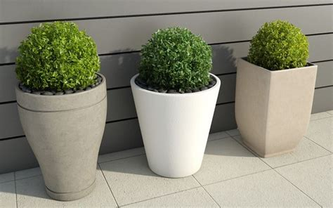 vasi bianchi da esterno i vasi da esterno vasi per piante modelli vaso
