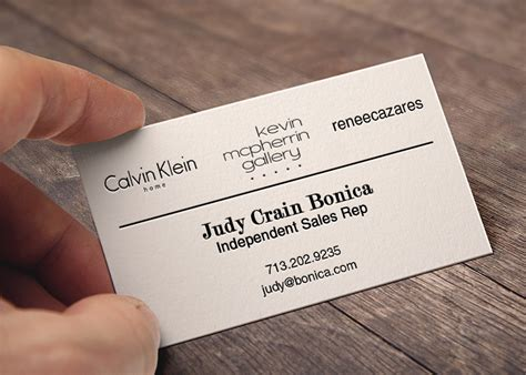 business business card design for a company by creation