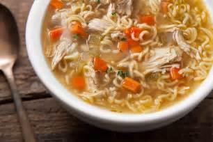 easy chicken noodle soup recipe dishmaps