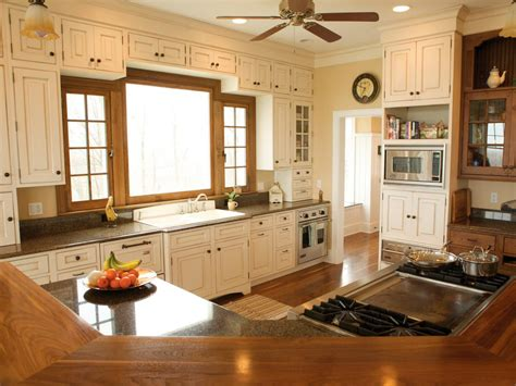 kitchen cabinets with windows kitchen bay window ideas pictures ideas tips from hgtv