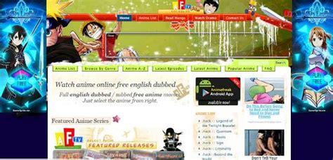 Animefreak T by 20 Free Anime Websites To Anime