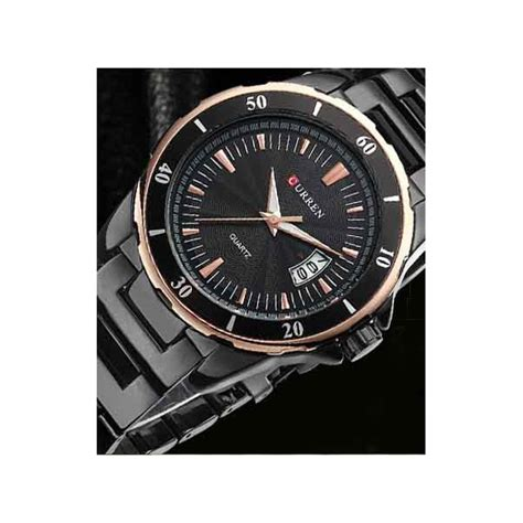 Jam Tangan Curren 8123 jual jam tangan pria elegan