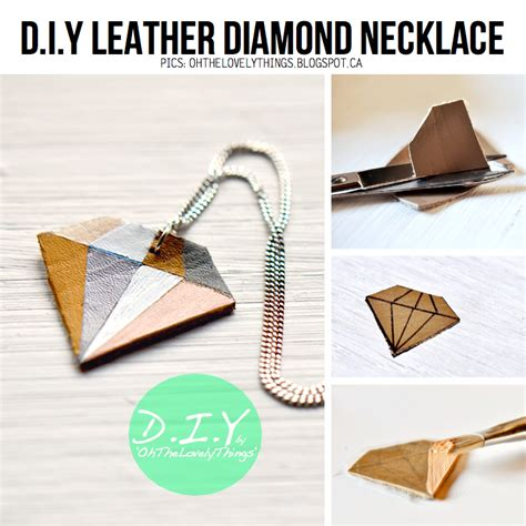 DIY Diamonds are Wherever! 10  Ideas & Tutorials