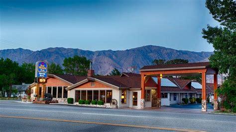 motel best best western plus frontier motel lone pine compare deals