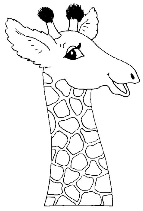 giraffe coloring pages 2 coloring pages to print