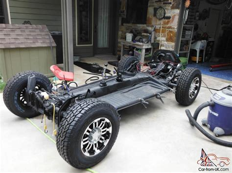 Kit Car Types by Custom Type 1 Vw Chasis Hummbug Hummer Convertible