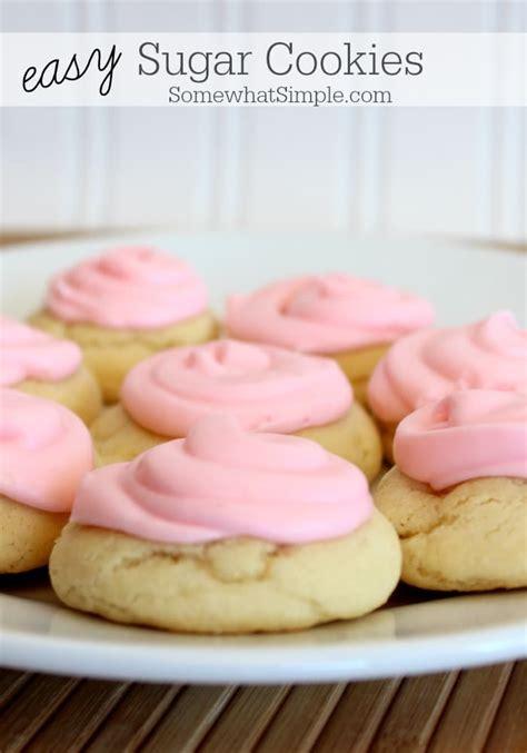 10 minute easy sugar cookies somewhat simple