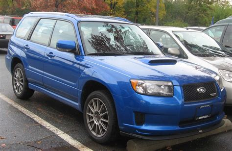 subaru 2 5xt subaru forester 2 5xt limited photos and comments www