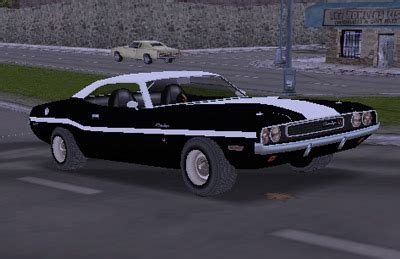 the gta place 1970 dodge challenger rt