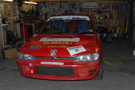 subaru gc8 rally subaru impreza gc8 rally car car for sale