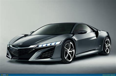 Honda Nsx Concept Is Finally In Europe We Still Call It