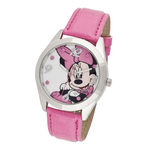 disney minnie mouse with pink jewelry