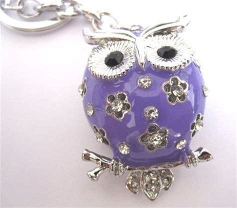 Found Bling Tastic Rhinestone Keyrings by Pin By Nilce C 225 Ceres On Owls