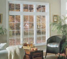 Window Treatments For Bow Windows windowrama silverline windows and doors by andersen