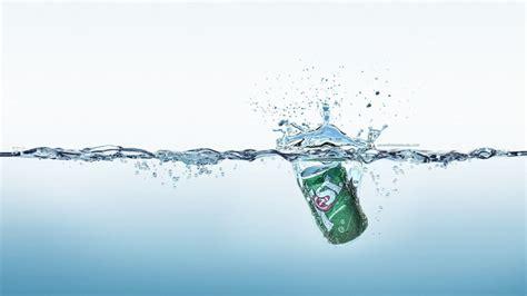 Sweet soda splash in the cold water   HD wallpaper