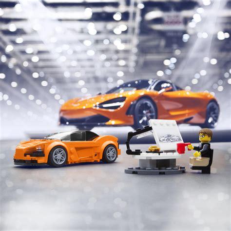 lego mclaren lego mclaren 720s joins speed chions range evo