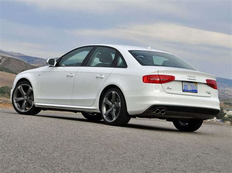 2014 audi a4 review 2014 audi a4 road test and review autobytel
