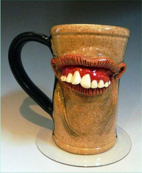 unique mugs weird coffee mug designs