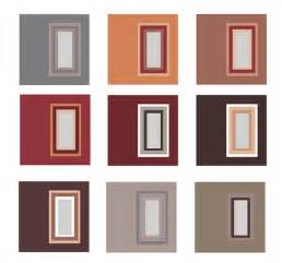 home color schemes historically accurate exterior color schemes period paint