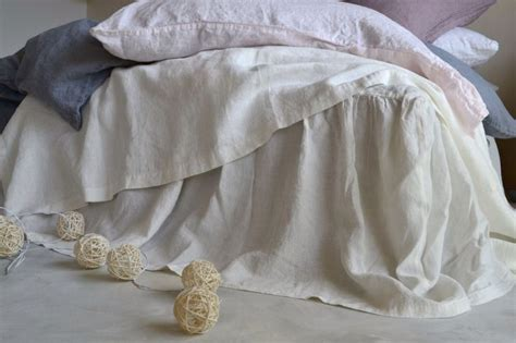 bed dust ruffle best 25 bed valance ideas on pinterest faux canopy bed