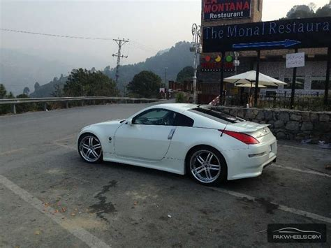 used nissan z series 350z 2003 car for sale in islamabad