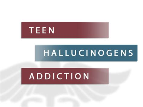 Hallucinogens Detox by Hallucinogens Addiction Substance Abuse And