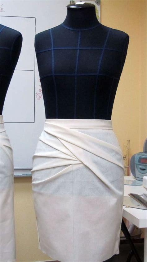 pattern making and draping fabric manipulation picmia