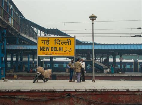 New Delhi: Railway Station, Chandni Chowk and Paranthe ...