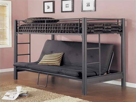 settee bunk beds make a triple bunk bed woodworking expert projects