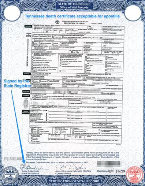 Tennessee Marriage Records Tennessee Apostille Apostille Service By Apostille Net
